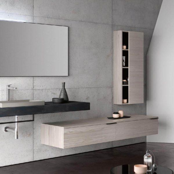Meuble de salle de bain ORCHIDÉE - Archilabs fabrication ...